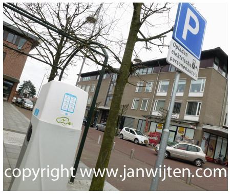 Parkeren Bij Oplaadpunt Electrische Auto In Reusel De Mierden Kan Uw